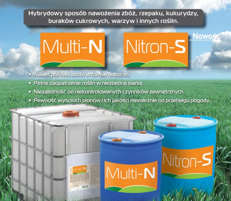 MultiN i NitronS